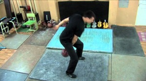 I Attempted These Moves at Home (more or less.) Disaster Ensued