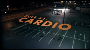 Zombieland Rule # 1: Cardio